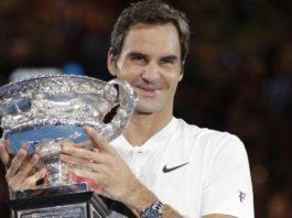 Federer wins 20th grand slam