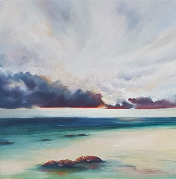 Evening Tide, Gold Coast – Lucinda Leville