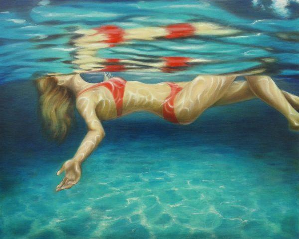 Relaxing Afloat – Natasha Junmanee