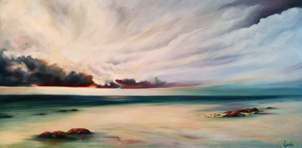 Evening Tide, Gold Coast Lucinda Leveille
