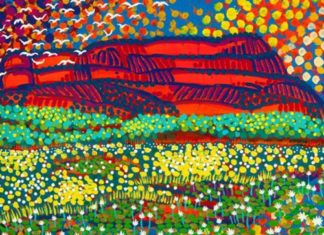 Ltd Ed Print This Land of Ours – Nourlangie Rock, Kakadu National Park, Australia Luke Mallie
