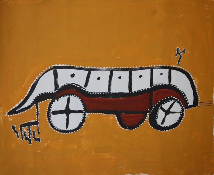 Jack Dale Prison Wagon 2005