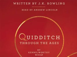 "BAFTA-nominated Actor Andrew Lincoln to Read New Digital Audiobook of ""Quidditch Through The Ages"" by J.K Rowling"