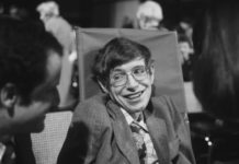 Stephen Hawking (Image Source: Spin)