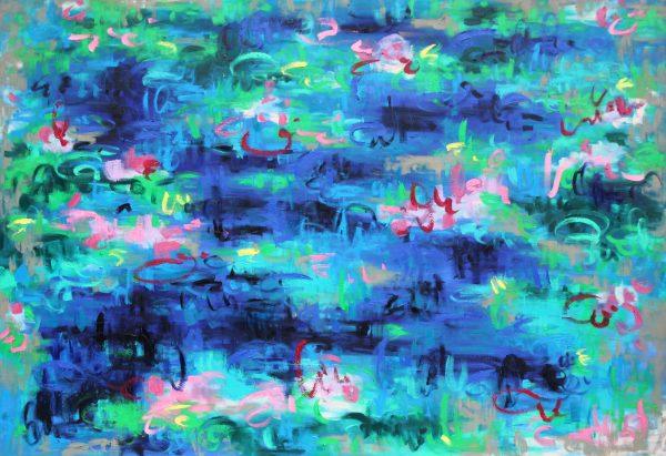 Lilies by Belinda Nadwie