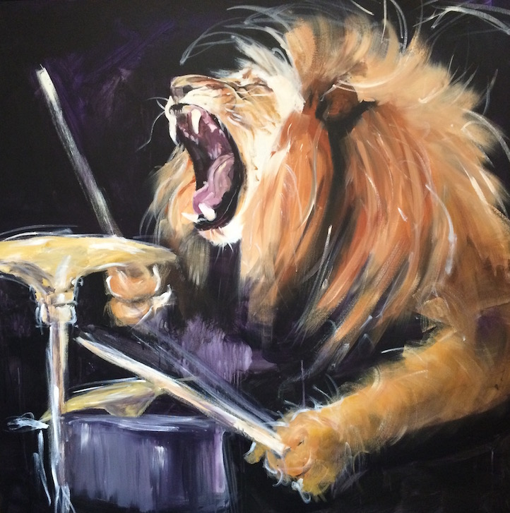 The Power of Worship - Drummer Lion