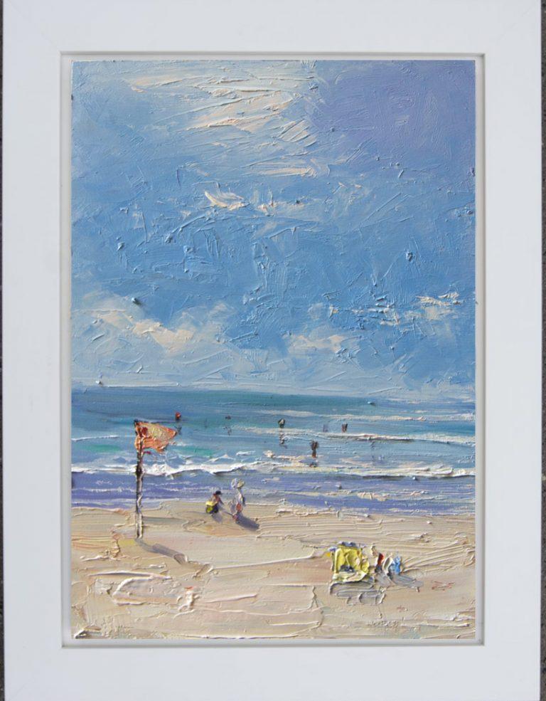 Noosa Beach in Winter by Daniel Jurin