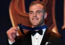 Tom Mitchell Wins 2018 brownlow (Image Source- ABC)
