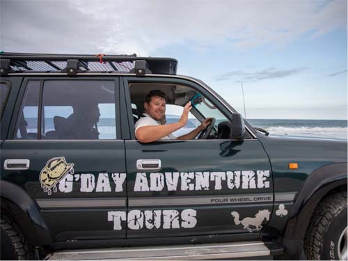G' Day Adventure Tours