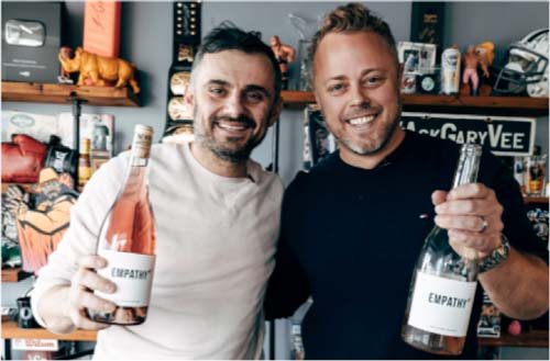 Vinomofo's CEO and Co-Founder Justin and GaryVee