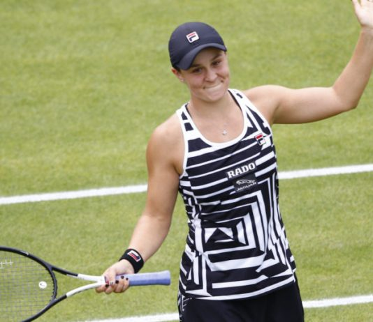 Ash Barty (Image Source- The New Daily)