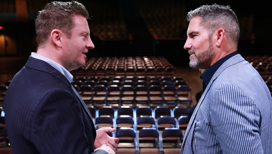 Grant Cardone and Michael Lane