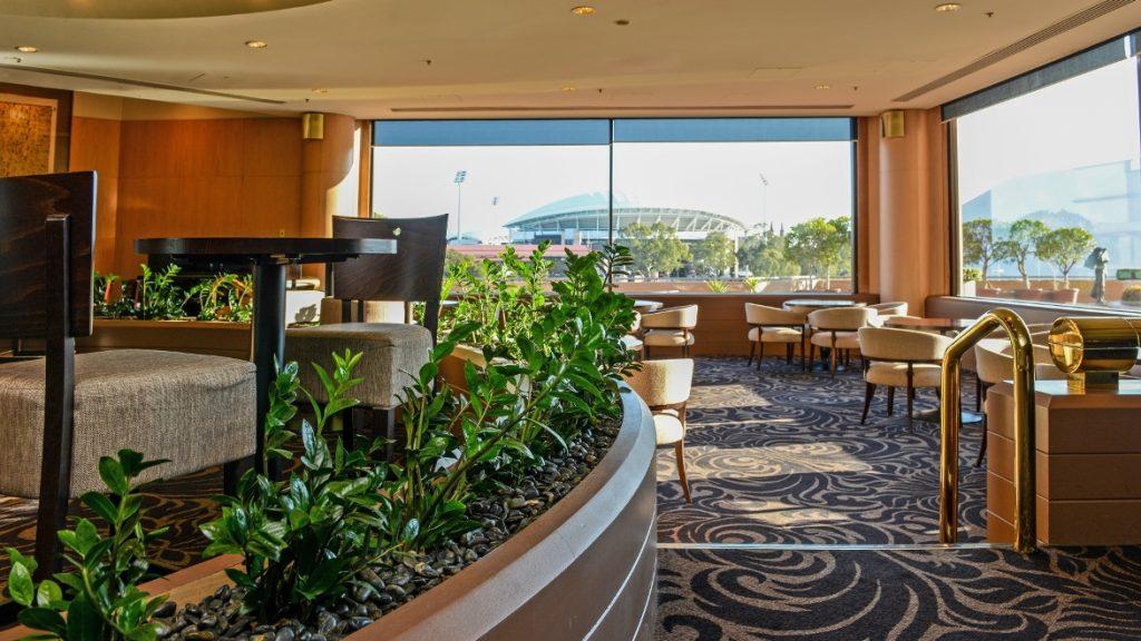 The Atrium Lounge
