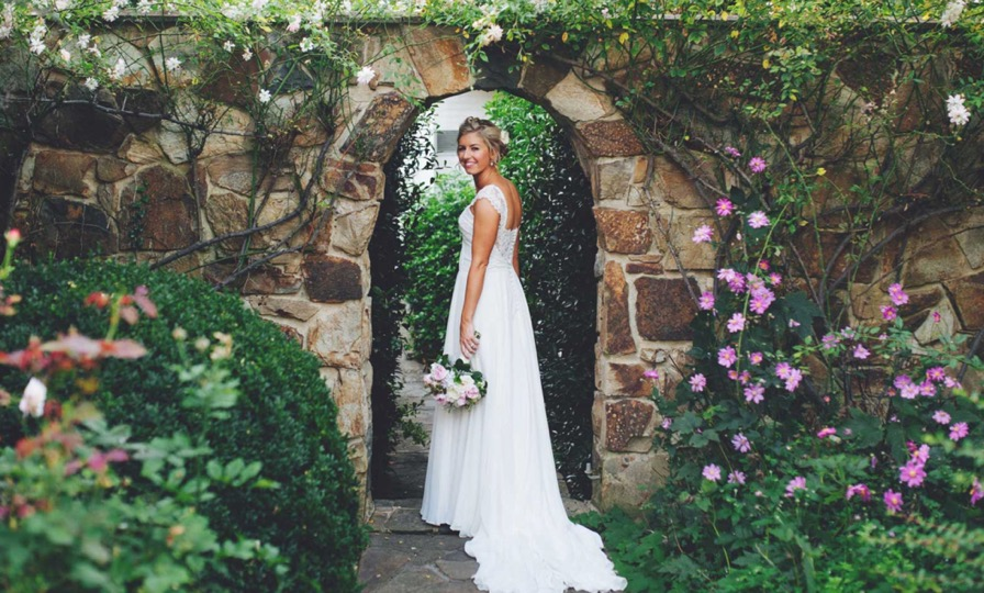 Weddings at Chateau Yering Hotel