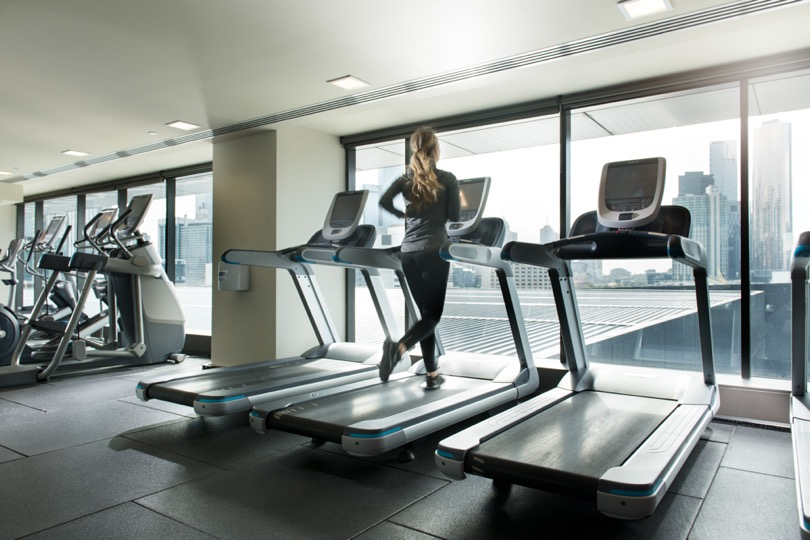 Pan Pacific Melbourne Fitness Centre