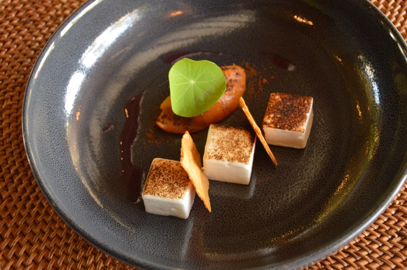 Goat Cheese Marshmallow, Chapter One Port Douglas