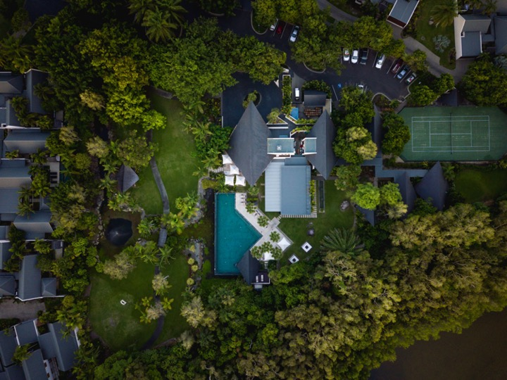 Niramaya Villas & Spa, Chapter One Port Douglas