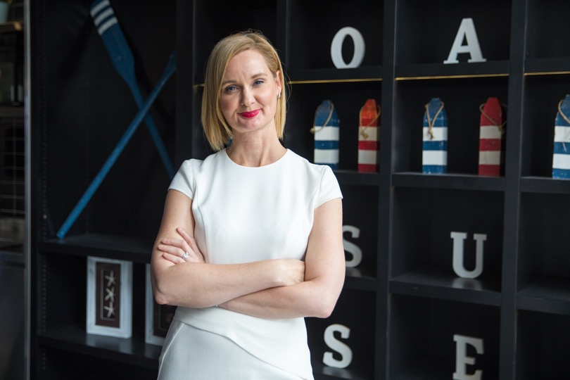 Hilton Surfers Paradise General Manager Fiona Pryde
