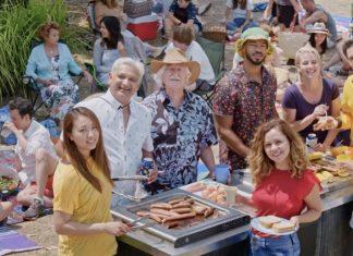 Australia Day Advertisement