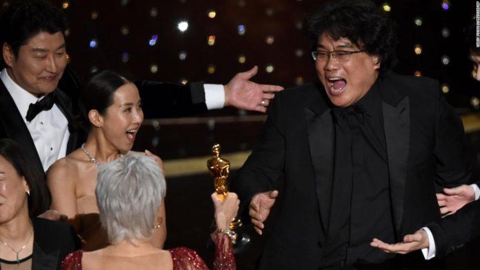 Oscar Winners (Image Source CNN)