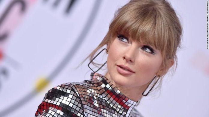 Taylor Swift (Image Source: cnn)