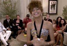 Zendaya Makes Emmy's History