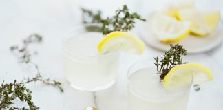 Top 5 Cocktails for Spring.