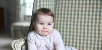 Princess Charlotte, Kate Middleton,