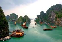 Halong Bay (Image Source: Crossing Travel), crowdink, crowd ink, crowdink.com