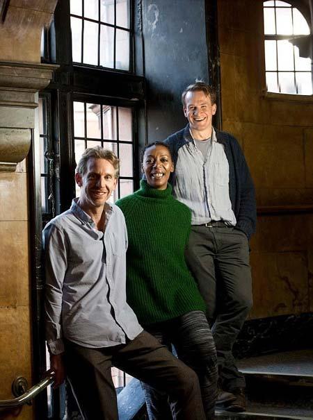 Jamie Parker, Noma Dumezweni, Paul Thornley , www.crowdink.com