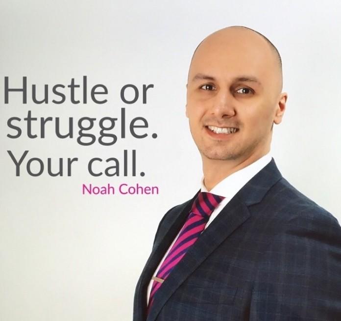 Noah Cohen, Cohen Training Institute, www.crowdink.com
