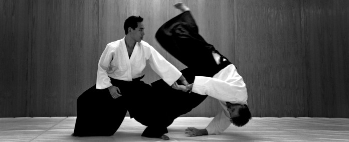 Aikido, martial arts, japan, self defence, crowdink.com, crowdink, crowd ink