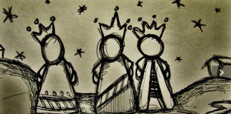 Epiphany, 3 Kings, Jesus, CrowdInk.com, crowdink, crowd ink