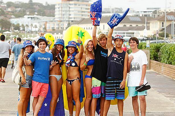 Australia Day, crowdink.com, crowdink.com.au, crowd ink, crowdink