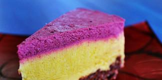 Frozen Mango & Mixed Berry Layered Parfait Cake, crowdink.com, crowdink.com.au, crowdink, crowd ink