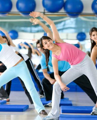 Aerobics, exercise, fitness, health, crowdink.com, crowd ink, crowdink