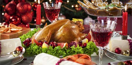 Festive Feasting (Image Source: CoolFood), crowdink.com, crowdink.com.au, crowdink, crowd ink, food, foodie, chicken