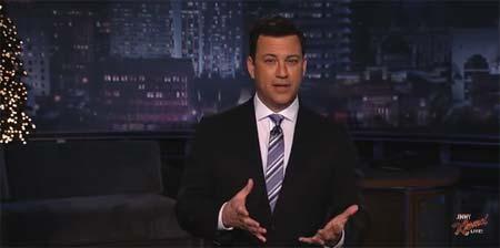 Jimmy Kimmel, entertainment, humour, crowdink.com, crowdink.com.au, crowdink, crowd ink