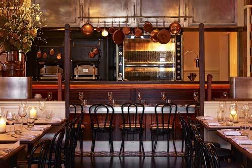 New York Restaurant (Image Source: Ny Eater ), crowdink.com, crowdink.com.au, crowd ink, crowdink, milan, new york, fashion, prada, gucci, chanel, luxury design