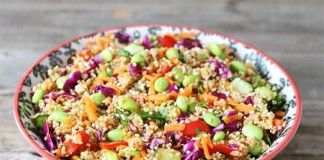 6 Ways to Cure Your Fear of Quinoa, salad, healthy food, healthy eating, eat clean, fitness, fitfam