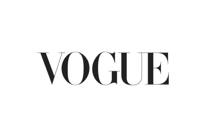 Vogue Logo [vogue.com], crowd ink, crowdink, crowdink.com, crowdink.com.au