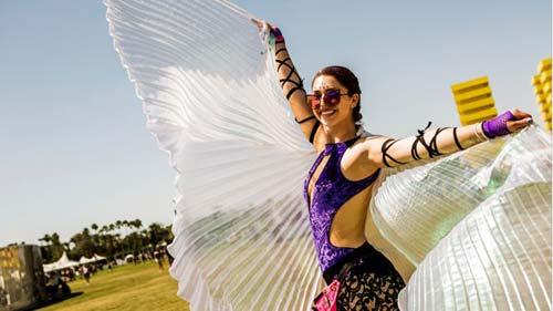 Coachella Festival: the Perfect Marketing Platform for Fashion Labels., crowdink.com, crowdink.com.au, crowdink, crowd ink