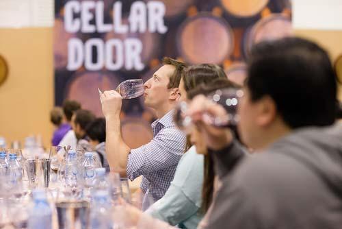 Good Food and Wine Show, Cellar Door, crowd ink, crowdink, crowdink.com, crowdink.com.au