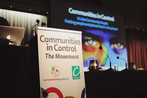 Communities in Control 2016, crowdink, crowd ink, crowdink.com, crowdink.com.au