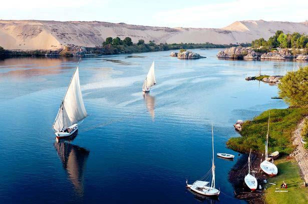 Nile Cruises (Image Source: Mirror.co.uk), crowd ink, crowdink, crowdink.com, crowdink.com.au