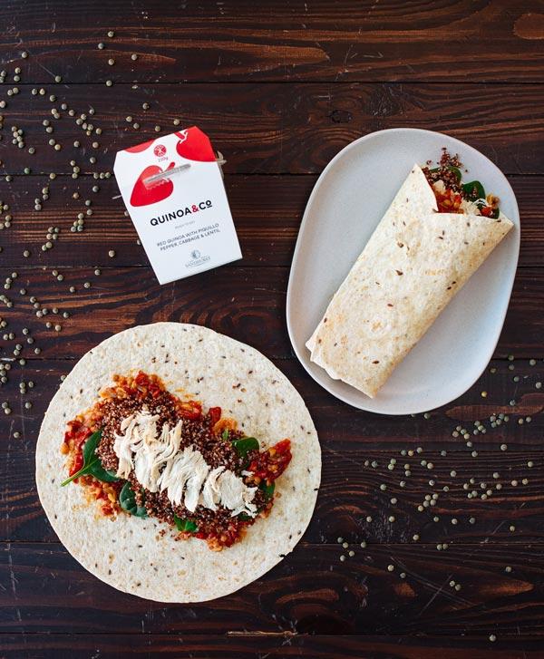 Quinoa & Co by Sanhurst Fine Foods, crowdink.com, crowidnk.com.au, crowd ink, crowdink, food, foodie, healthy