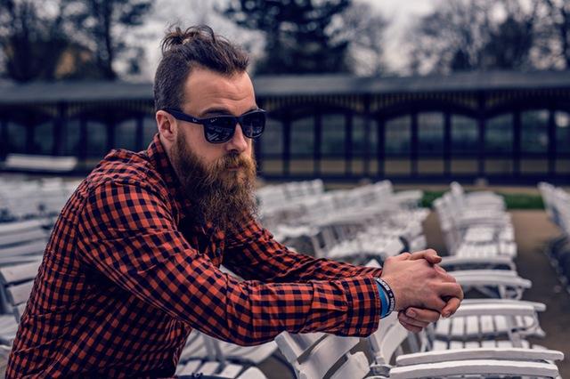Beard Surviving the Winter, crowd ink, crowdink, crowdink.com, crowdink.com.au