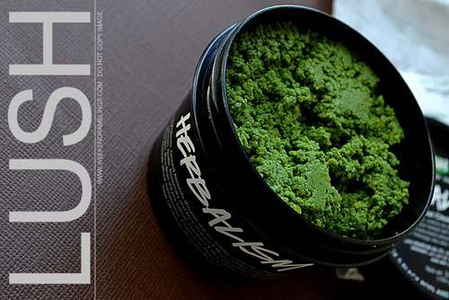 Lush Herbalism Cleasner [image source: weekendramblings.com], crowd ink, crowdink, crowdink.com, crowdink.com.au