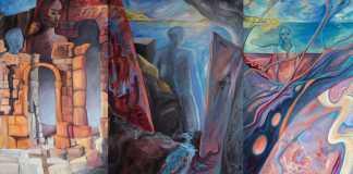 New Horizons by Kadira Jennings, crowd ink, crowdink, crowdink.com, crowdink.com.au
