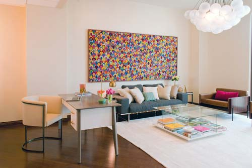 Art in Your Office Stress [image source: houzz], crowd ink, crowdink, crowdink.com, crowdink.com.au